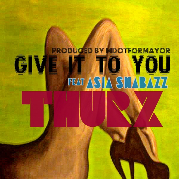 Give It To You Artwork