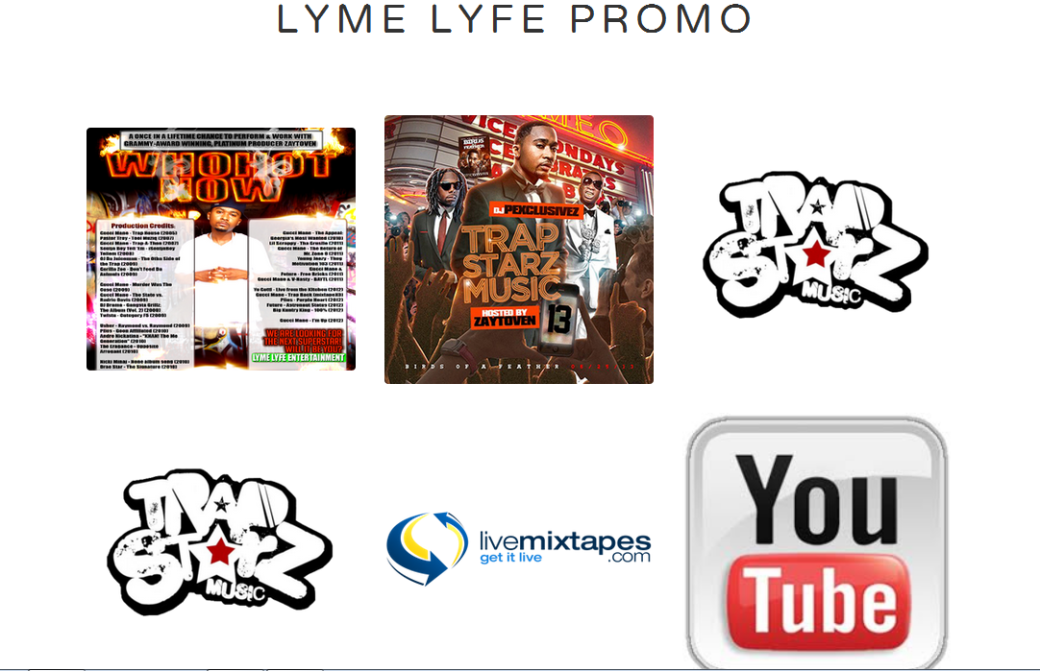 lyme lyfe promo screenshot