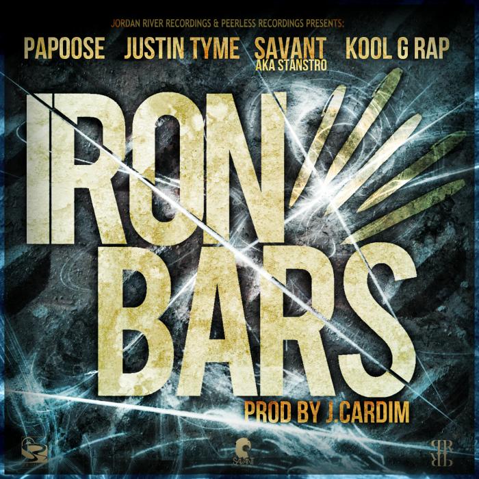 Iron Bars 1k