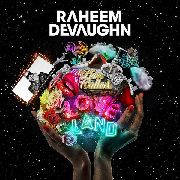 Raheem DeVaughn A Place Called Love Land Album Download