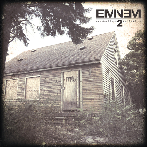 Eminem - The Marshall Mathers LP 2 Album Download