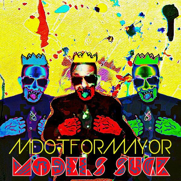 Models Suck Album Front Cover