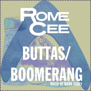 BUTTAS BOOMERANG COVER