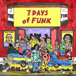 Snoopzilla & Dam-Funk - 7 Days Of Funk Album Download