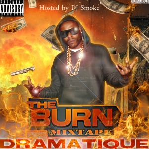The Burn Mixtape Cover Artwork ( 300 Dpi )