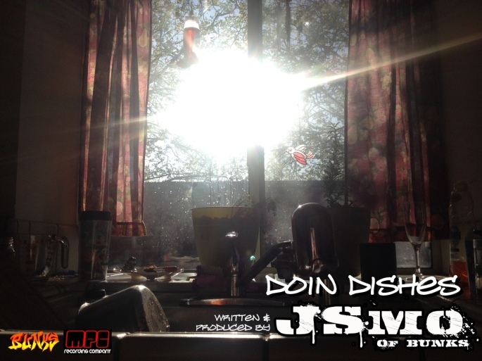 Doin Dishes by JSmo of BUNKS-1200x900